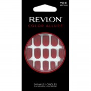 Unhas M�dias Color Allure Revlon Red -  Revlon