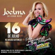 Joelma Tour Avante - 16/07/16 - Belo Horizonte - MG