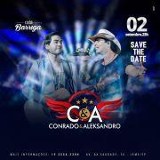 Conrado & Aleksandro - 02/09/16 - Leme - SP