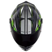 Capacete Nexx XR2 VIRUS GREEN