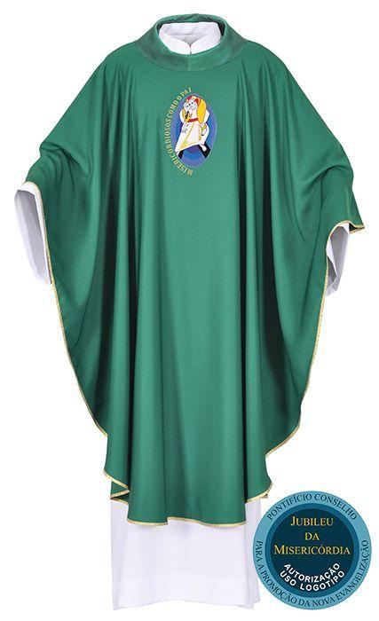 Casula Ano da Miseric�rdia CS030