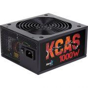 Fonte ATX S/CABO 1000W KCAS Preto Aerocool