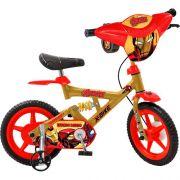 Bicicleta Homem de Ferro ARO 12 Bandeirante 2418
