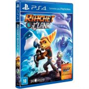 Game Ratchet CLANK - PS4