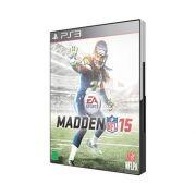 Jogo Electronic ARTS NFL 15 PS3 (EA9482BN)