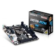 Placa Mae LGA 1150 INTEL Serie 8 Gigabyte GA-H81N-D2H Mini ITX DDR3 1600MHZ HDMI