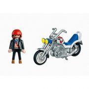 Playmobil Bike AZUL SUNNY 5526 681
