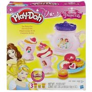 PLAY DOH Disney Hora do CHA Princesas Hasbro B1861 10632