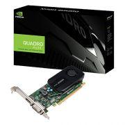 Placa de Video PCI EXPRESS 1GB DDR3 128BITS Quadro K600 PNY VCQK600-PB