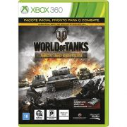 Jogo XBOX 360 WORLD OF TANKS