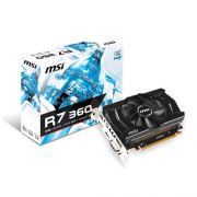 Placa de Video MSI Radeon R7 360 2GB DDR5 - R7 360 2GD5 OC