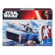 STAR WARS Veiculo CLASS II Snowspeeder Hasbro B3672 11387