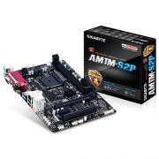 Placa Mae Gigabyte (AMD) GA-AM1M-S2P - MATX (AM1)