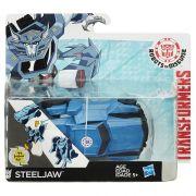 Boneco Transformers RID ONE STEP Steeljaw Hasbro B0068 10799