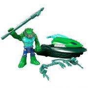 Imaginext Super Friends Crocodilo e SKI do Panico Mattel M5645 035863