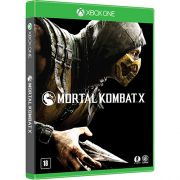 Jogo Warner Jogo Mortal Kombat X Xone (WG0957ON.)