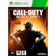 Game - CALL OF DUTY: BLACK OPS 3 Multiplayer Online e Modo Zumbi - XBOX 360