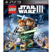 Game - Lego STAR WARS III: THE Clone WARS - PS3