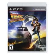 Jogo PS3 BACK TO THE Future - THE Game