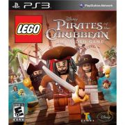 Game - Lego Pirates OF THE Caribean THE Video Game - PS3*