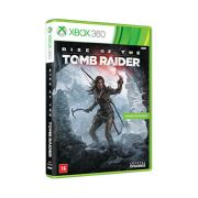 Jogo Rise OF THE TOMB Raider - X360