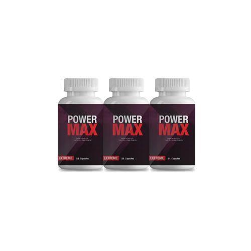 Power Max - Promo��o 3 Unidades
