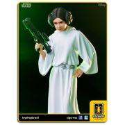 Star Wars: Est�tua Princess Leia Art Scale 1/10 - Iron Studios
