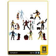 Marvel Legends Juggernaut: Set Completo 8 Figuras - Hasbro