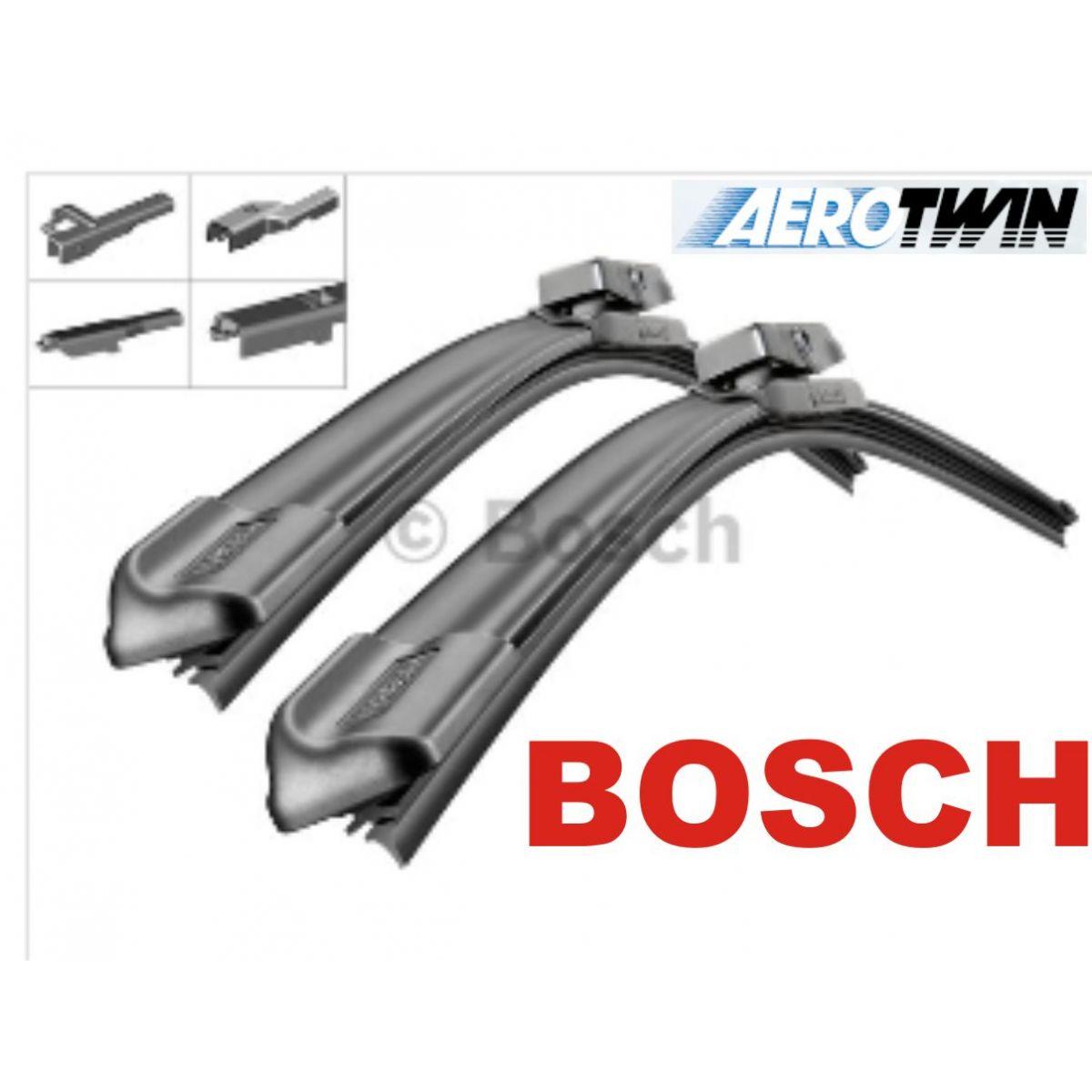 Palheta Bosch Aerotwin Plus   Limpador de para brisa Bosch BMW Série 6 ( F 12 / F 13 / F 06 ) Cabrio / Coupe