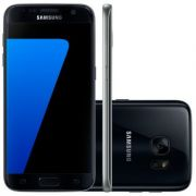 Smartphone Galaxy S7 G930F, Octa Core 2.3GHz, Android 6.0, Tela Super Amoled 5.1, 32GB, 12MP, 4G, Pr