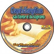SAX TENOR ou SOPRANO  60 Partituras Gospel com Playbacks Gospel | Hinos Evang�licos
