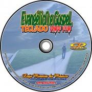 TECLADO Partituras Evang�licas com Playbacks Gospel 50 M�sicas (Volume 1)