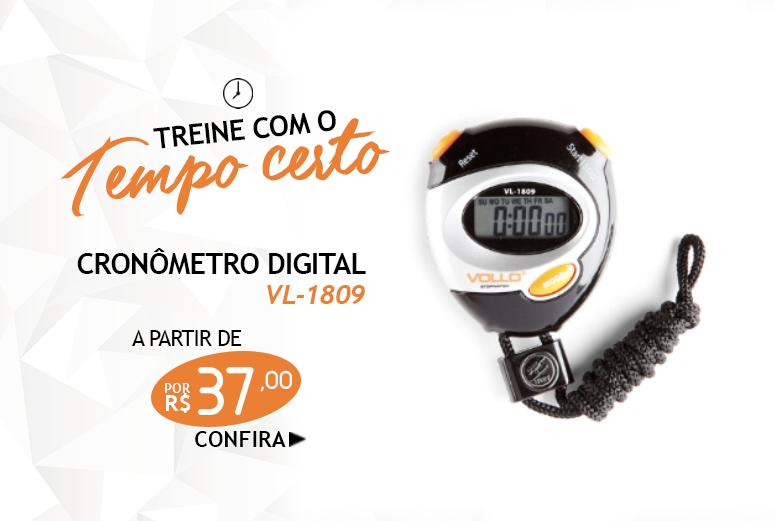 cronometro digital vl 1809