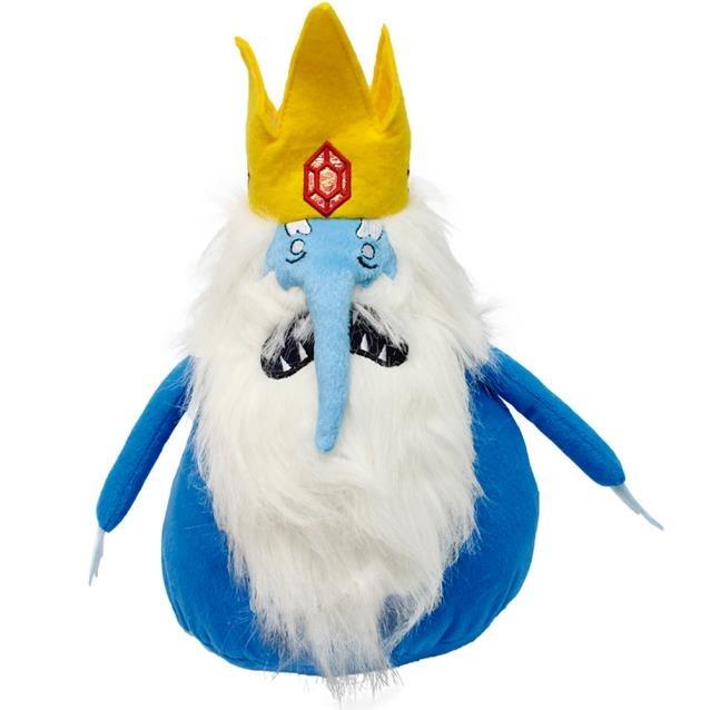 Boneco Pelucia Rei Gelado com Fala Adventure Time Infantil Multibrink Ref. 8402