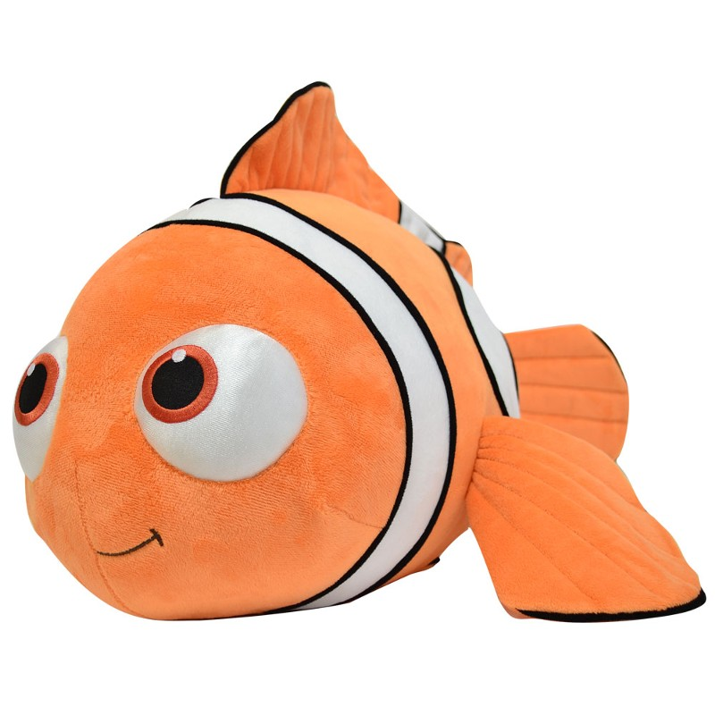 Pelúcia Nemo 50 cm Procurando Dory Disney Sunny Ref. 1445