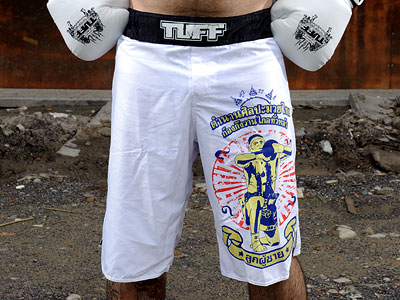 Bermuda MMA - TUFF-MMAS133