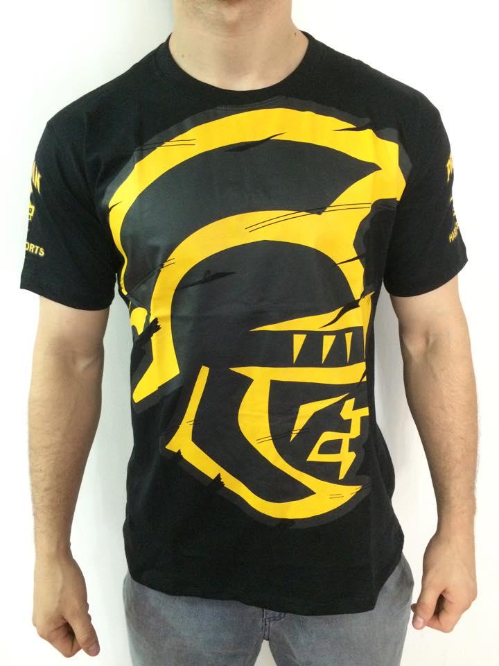 Camisa/Camiseta - Warrior - Pretorian
