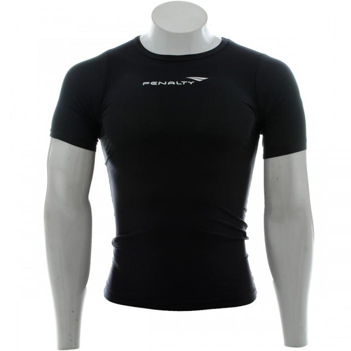 Camisa de Compress�o T�rmica -Matis - Penalty- Manga Curta