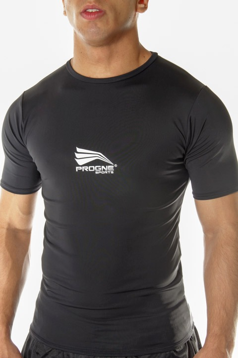 Camisa de Compress�o T�rmica -Progne - Manga Curta