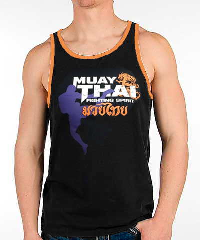 Camiseta/Regata - Muay Thai Dragon Spirit - Toriuk