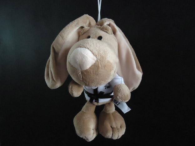 Chaveiro Mascote Taekwondo - MKL