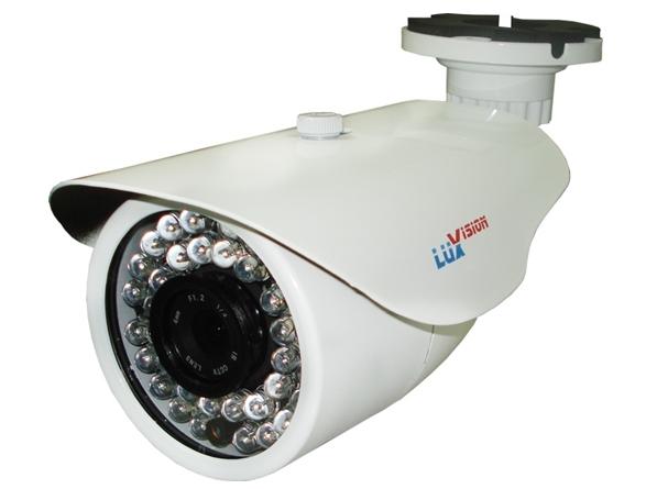 Câmera infra 1 / 3 sony 50 metros varifocal 2,8~12mm - Luxivision