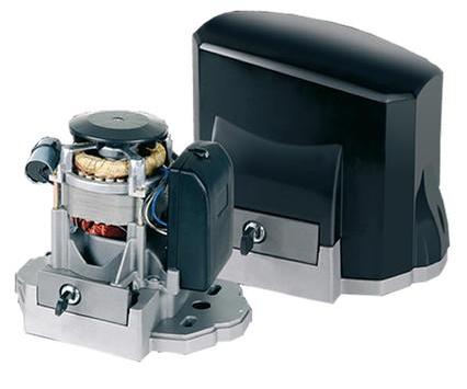 Kit motor portão eletrônico deslizante veloz titan 500 1 / 4 hp Unisystem