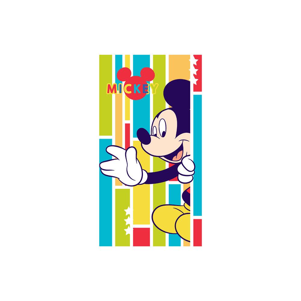 Toalha de Mão Infantil - Mickey Hide - 100% Algodão - Santista
