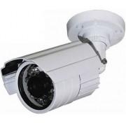 C�mera Infra 24 leds Cmos Digital 1/3 420 Linhas + Suporte (TA-337C)