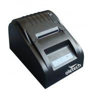 Impressora T�rmica 57mm - Oletech OT100 Slim USB