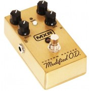 Pedal Dunlop MXR M77 Custom Badass Modified Overdrive