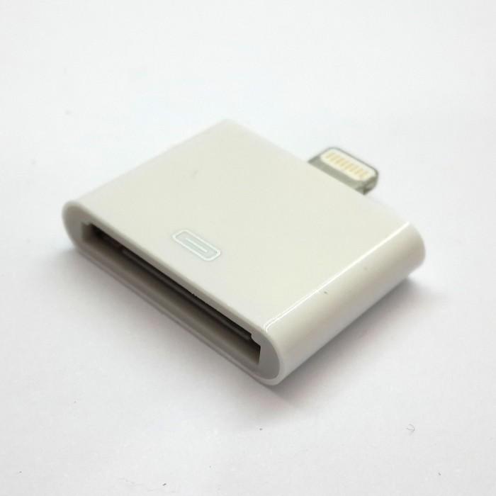Adaptador Lightning Para 30 Pinos Iphone 5 Ipad Mini Ipad 4