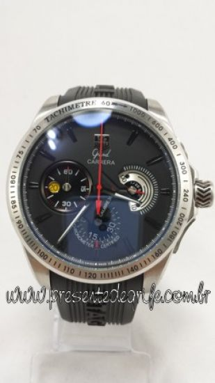 REL�GIO TAG HEUER GRAND CARRERA CALIBRE 36RS